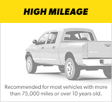 High Mileage Oil Change Joe Saelens