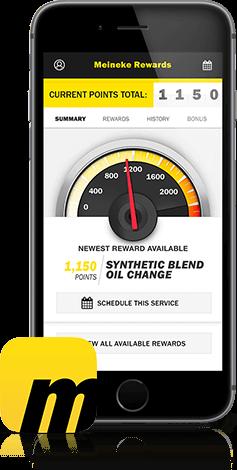 Meineke Mobile App