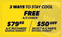 3 Ways to Stay Cool AC