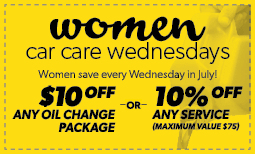 Women's Car Care Wednesday Full