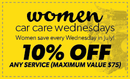 Women's Car Care Wednesday - Basic