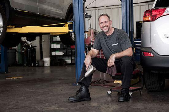 Meineke Mechanic