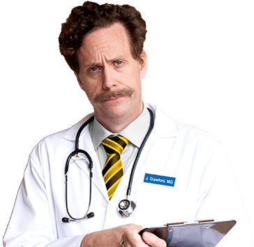 Your doctor.