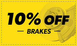 10% Off Brakes Coupon