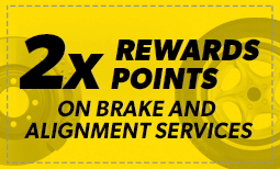2X Rewards Points Coupon