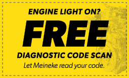 Free Engine Light Check Coupon