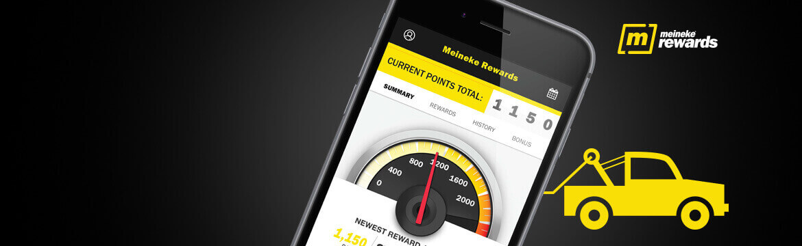 Meineke Rewards